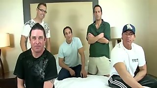 The Incredible Ass Of The Milf! Her First Gangbang!
