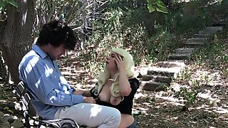 Sex with a stranger in park - Erin Electra