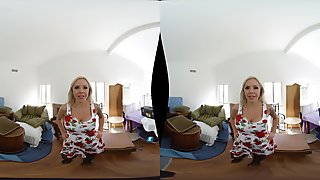 MilfVR - Backdoor Delivery ft. Nina Elle